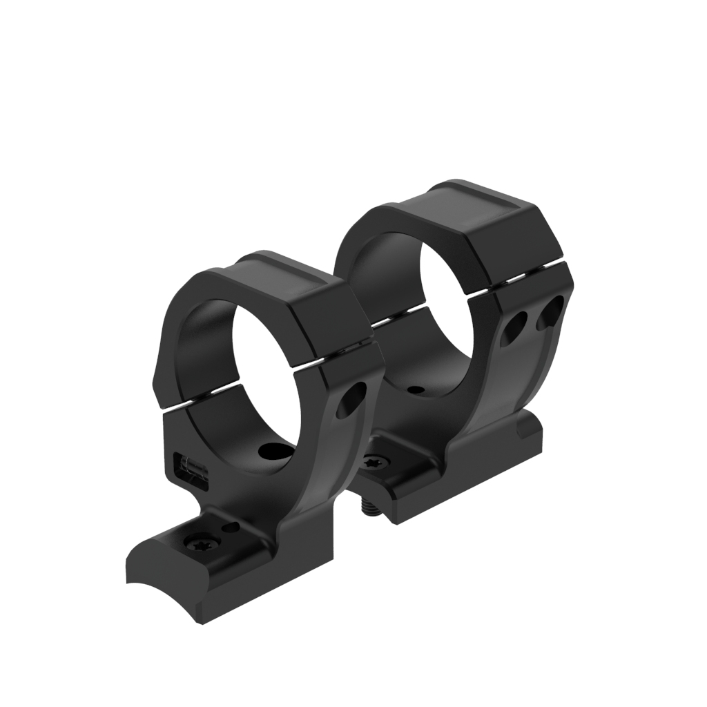 [AY-H7010] GW Unity 20 MOA Scope Ring Set 30mm Fwd Med LA