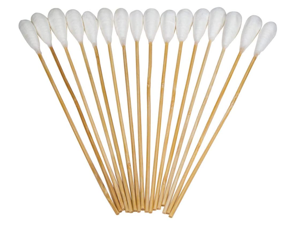 Tipton Pack of 100 Replacement Swabs for Action/Chamber Cleaning Tool Set