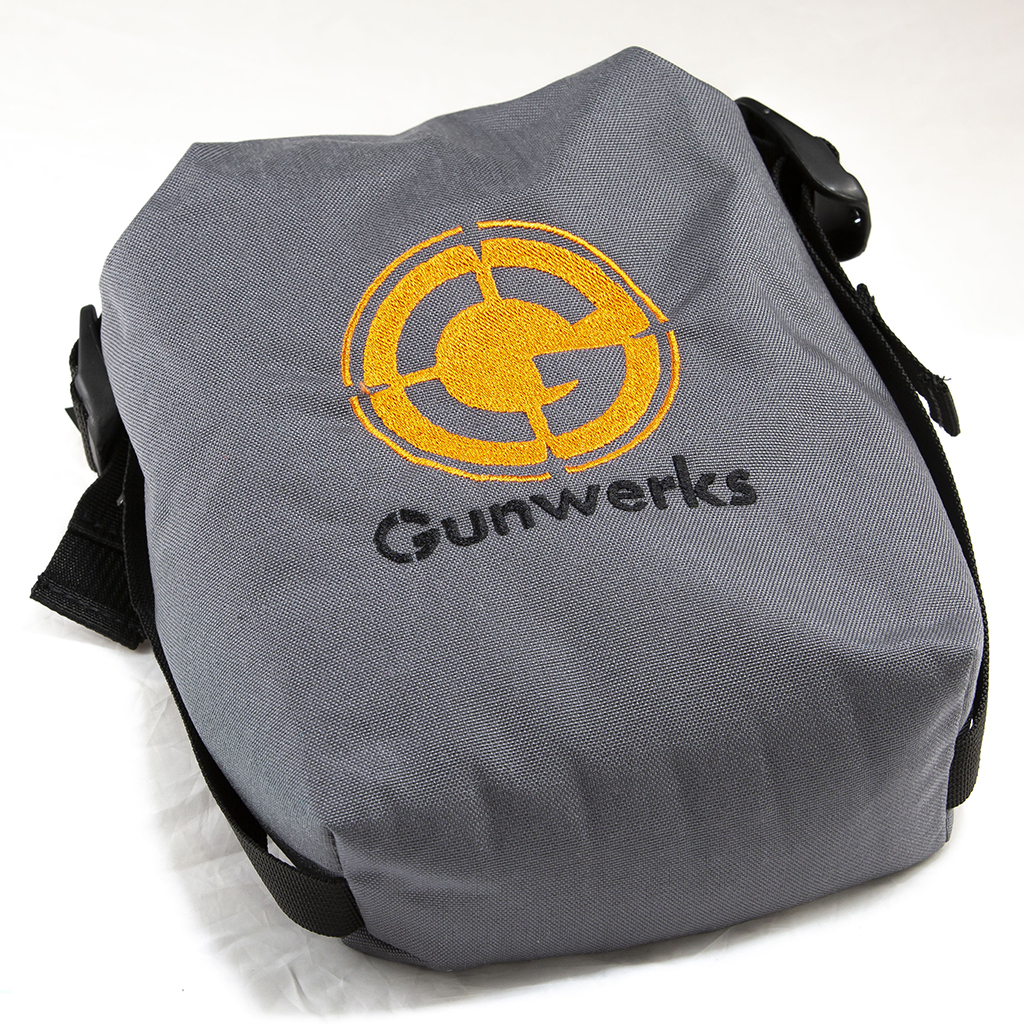 [PD-G1524] Armageddon Gear The Python, Shooting Bag  w Gunwerks Logo