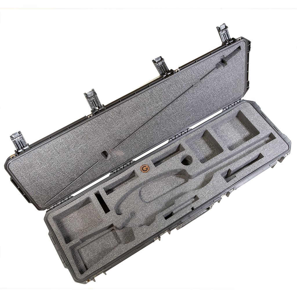 [PD-G2314] Gunwerks Hard Case With Fitted Foam Insert (Clymer_Magnus GII_Verdict)