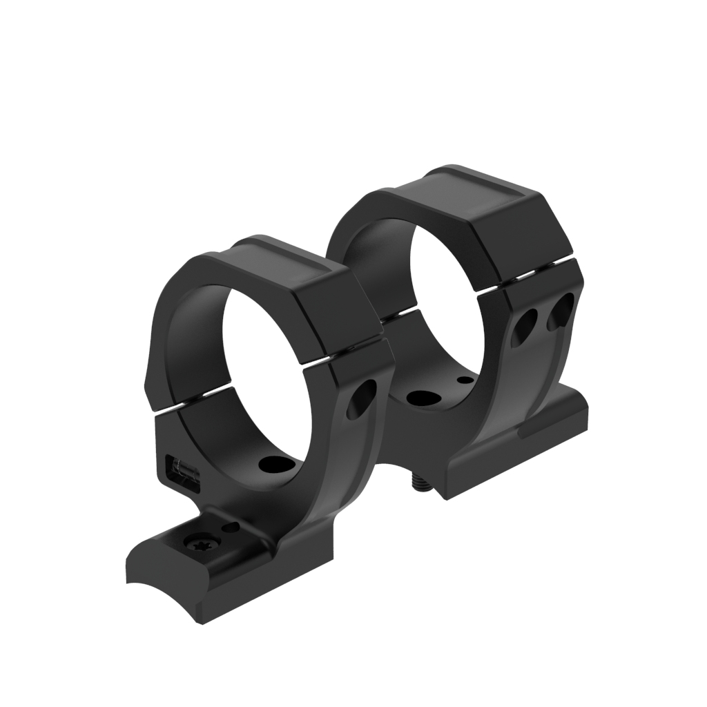 [AY-H7025] GW Unity 20 MOA Scope Ring Set 35mm Rear Med SA