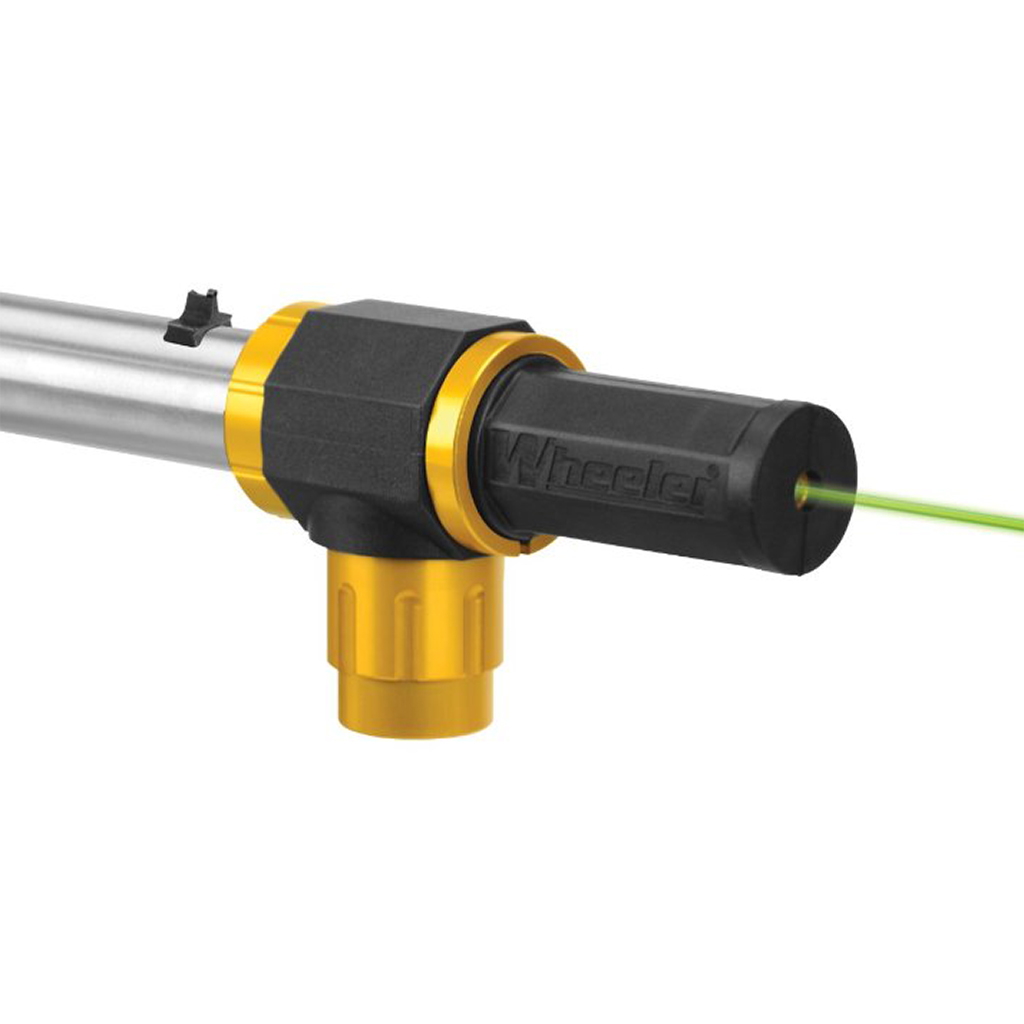 [PD-L1008] Wheeler Engineering Professional Laser Bore Sighter-Green