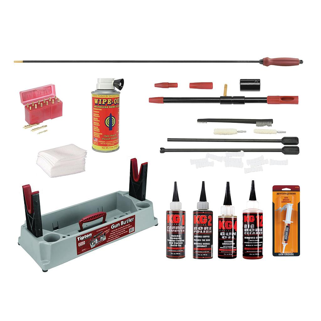 [AY-I9000] Gunwerks Ultimate Cleaning Kit